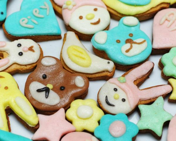 小小廚娘魂上身!超可愛翻糖餅乾DIY