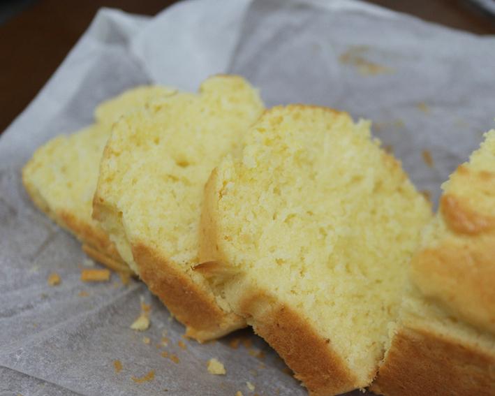 檸檬香氣十足,酸甜好滋味~檸檬奶油磅蛋糕DIY