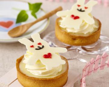 兔兔乳酪塔  - 初學新手也能輕鬆上手