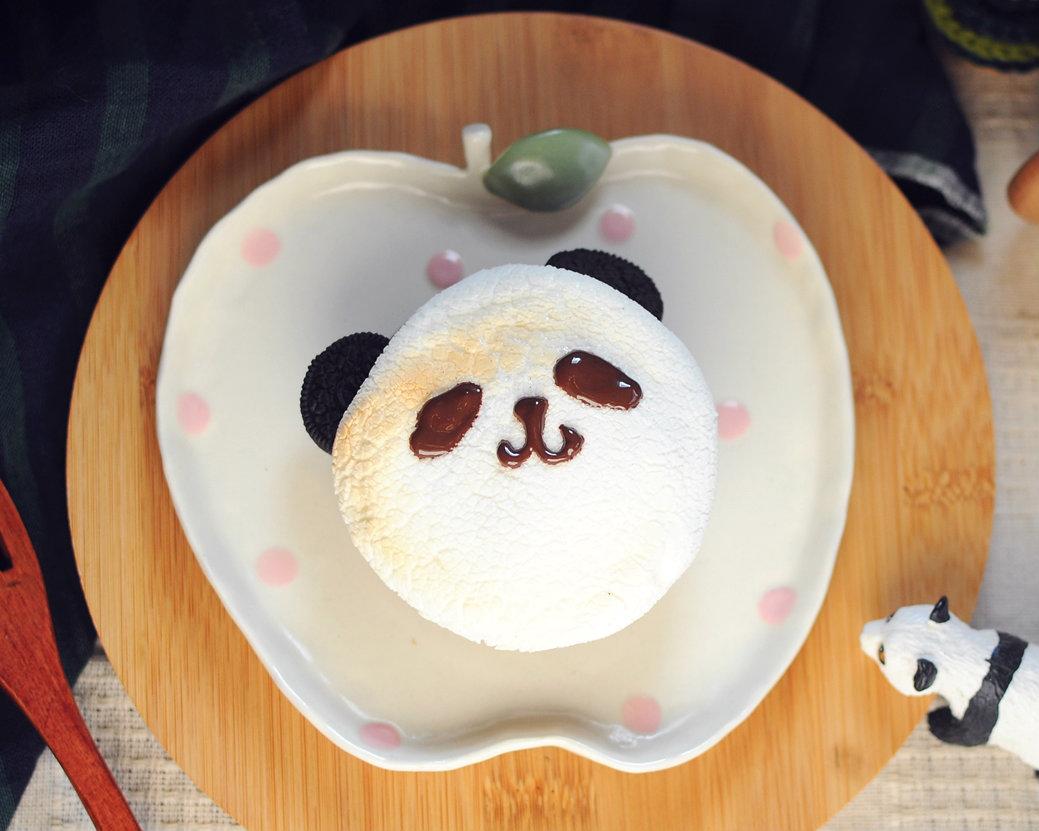 健康萌呆兼備的點心~麥芽糖可可甜甜圈