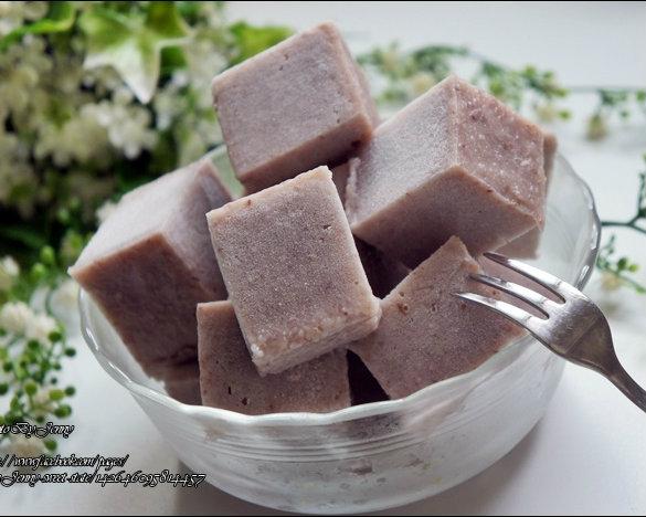 最濃郁香醇的好滋味!古早味芋頭牛奶冰DIY
