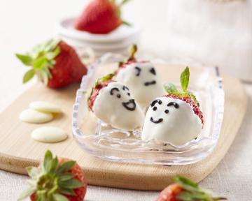 草莓巧克力 - 初學新手也能輕鬆上手