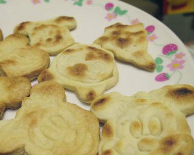 不加蛋,零過敏!美味養樂多餅乾DIY