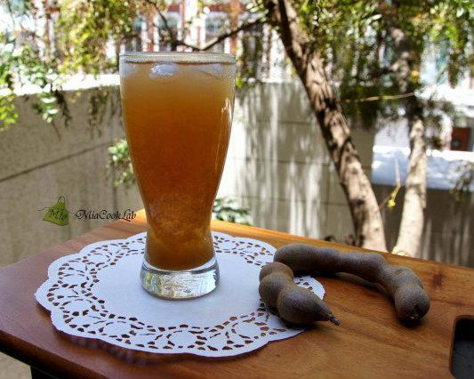 酸酸甜甜~天氣熱熱來一杯!泰式羅望子茶DIY