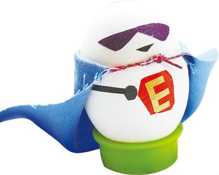 雞蛋、雞蛋~我想更認識你!