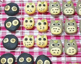 可愛到爆表!龍貓造型牛奶餅乾DIY