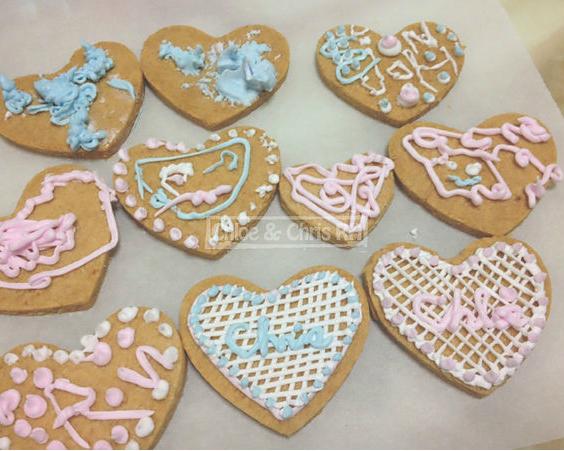 餅乾上的創意塗鴉~糖霜餅乾DIY