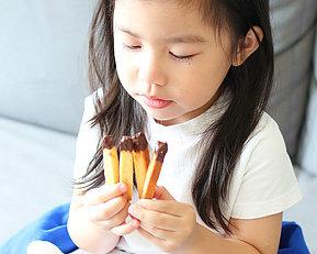 賣火柴的小女孩之超Q造型餅乾!