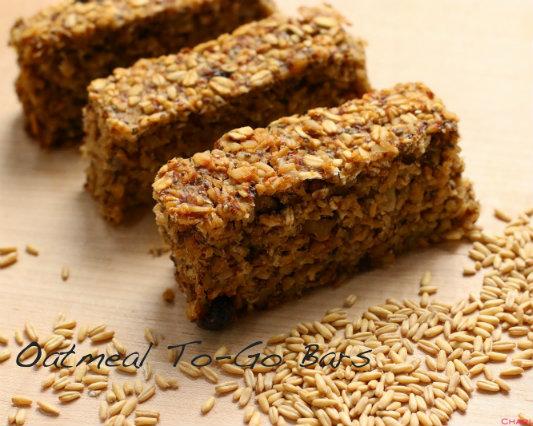 健康、低卡、高纖、滿滿飽足感!Energy Bar高纖營養穀物條DIY