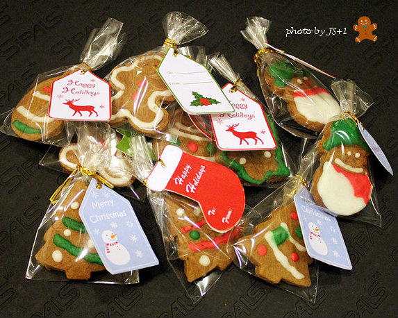 耶誕應景小餅乾