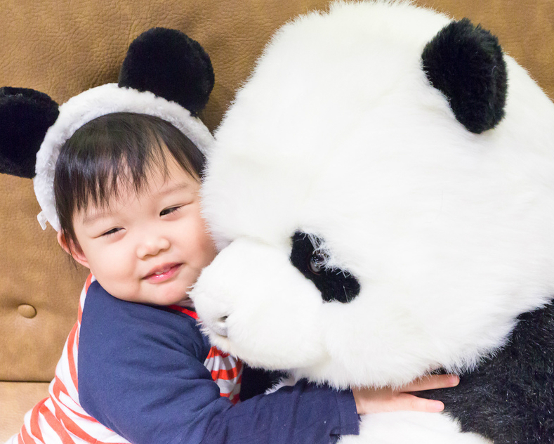 好多動物來陪伴,就像在森林裡用餐~臺北市立動物園大貓熊咖啡輕食館