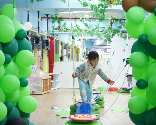 兒童劇團駐館演出,帶孩子盡情玩耍一整天~台北中山親子館