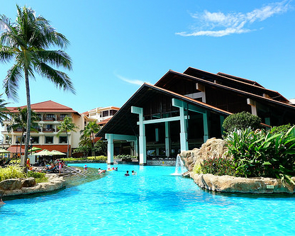 豐富設施玩不完,南洋度假趣~馬來西亞麥哲倫絲綢度假村