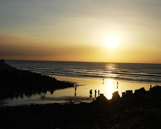 鐵馬追夕陽,觀海景自行車最佳路線~新竹十七公里海岸線