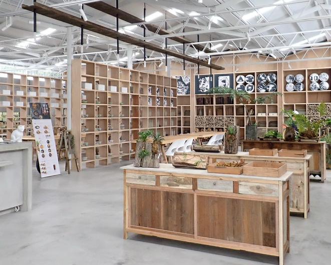 植栽系餐廳,海拔一千公尺呼吸森林香氣~嘉義空氣圖書館