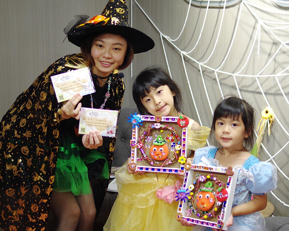 結合珠寶設計專業,閃亮亮DIY手作課程~台北彩糖貝貝 bebe' caramelo